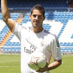 Isco ya ha sido presentado oficialmente como nuevo jugador del Real Madrid