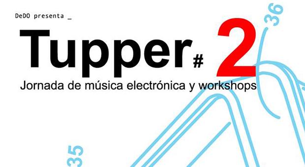 """Barcelona acoge la segunda edición de """"Tupper#2"""""""