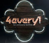 Aftermovie de 4EVERY1 Festival 2015