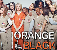 Las protagonistas de la exitosa serie 'Orange is the New Black' te felicitan la Navidad