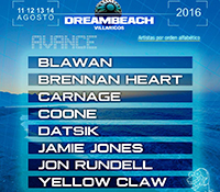 El Dreambeach de Villaricos confirma a Jamie Jones y Yellow Claw