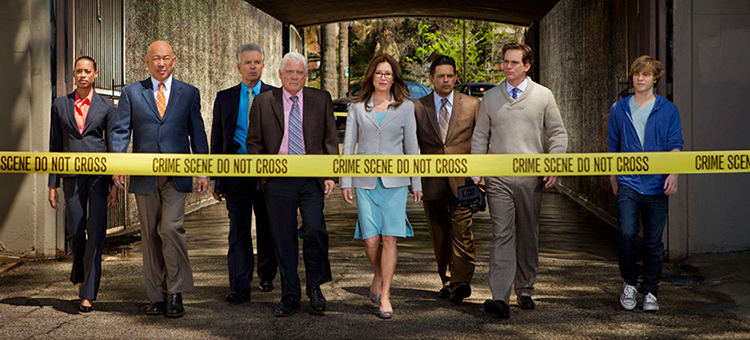 """Major Crimes"" llega a Divinity en prime time"