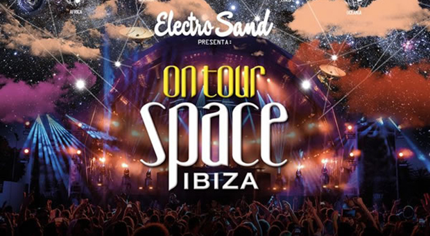 "Middlesbrough, próxima parada del ""Space Ibiza on Tour"""