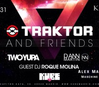 "Traktor And Friends: El nuevo evento ""must"" para los DJs"