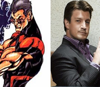 "Nathan Fillion será ""Wonder Man"" en Guardianes de la Galaxia 2."
