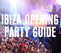 OPENINGS PARTY IBIZA 2016