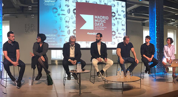 CONOCEMOS A LOS NIGHT MAYOR EN MADRID MUSIC DAYS