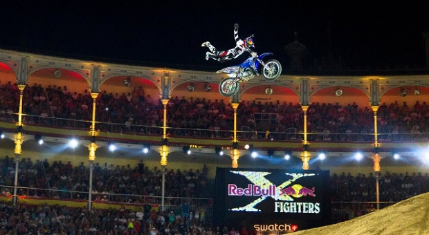 HOY SE CELEBRA EL RED BULL X FIGHTERS