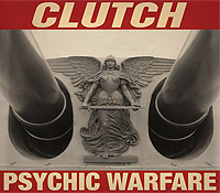 CLUTCH confirma tres conciertos en nuestro país dentro de su 'Psychic Warfare World Tour 2016'