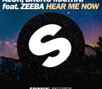 Candidato 18. Alok + Bruno Martini + Zeeba = Hear Me Now