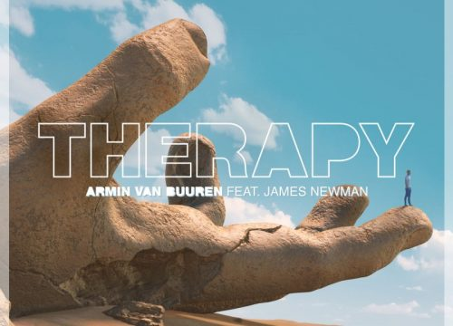 Armin van Buuren + James Newman = Therapy