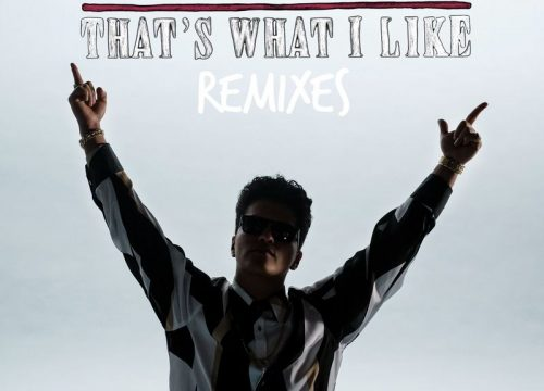 Bruno Mars = That's What I Like (Alan Walker Remix)