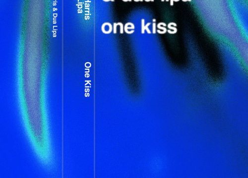 Calvin Harris + Dua Lipa = One Kiss