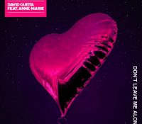 Candidato 22. ▽ David Guetta + Anne Marie = Don't Leave Me Alone