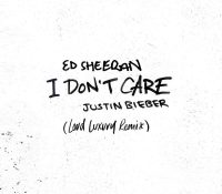 Candidato 20. △ Ed Sheeran + Justin Bieber = I Don't Care (Loud Luxury Remix)
