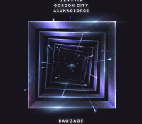 Candidato 18. △ Gryffin + Gorgon City + AlunaGeorge = Baggage