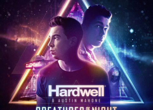 Hardwell + Austin Mahone = Creatures Of The Night