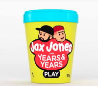 Candidato 13. ▽ Jax Jones + Years & Years = Play