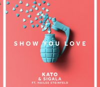 Candidato 22. Kato + Sigala + Hailee Steinfield = Show You Love