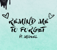Candidato 22. ✪ Kygo + Miguel = Remind Me To Forget