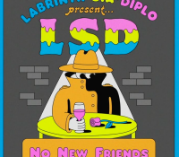 Candidato 18. ▷ LSD (Sia + Diplo + Labrinth) = No New Friends