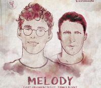 Candidato 15. ▽ Lost Frequencies + James Blunt = Melody
