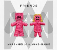 Candidato 21. ▷ Marshmello + Anne Marie = Friends