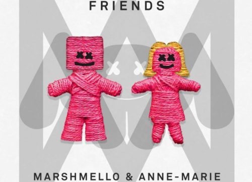 Marshmello + Anne Marie = Friends