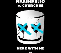 Candidato 19. ▽ Marshmello + CHVRCHES = Here With Me