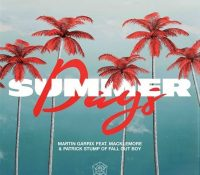 Candidato 14. △ Martin Garrix – Macklemore + Patrick Stump = Summer Days