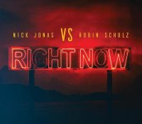 Candidato 18. △ Nick Jonas + Robin Schulz = Right Now
