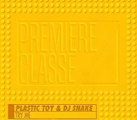 Candidato 24. ▽ Plastic Toy + Dj Snake = Try Me