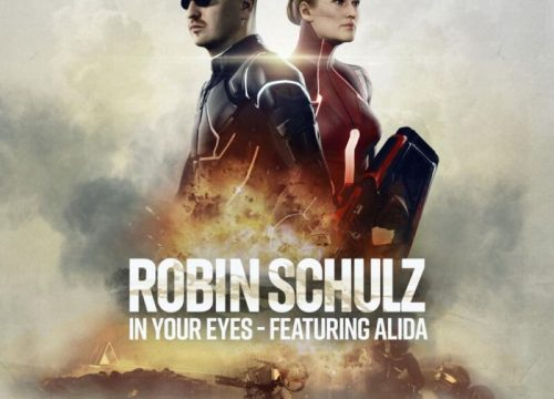 Robin Schulz + Alida = In Your Eyes