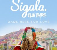 Candidato 24. Sigala + Ella Eyre = Came Here For Love