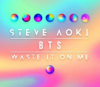 Candidato 21. ▽ Steve Aoki + BTS = Waste It On Me