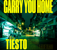 Candidato 14. △ Tiesto + StarGate + Aloe Blacc = Carry You Home