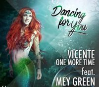 Candidato 21. △ Vicente One More Time + Mey Green = Dancing For You