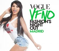 Two Yupa pinchará en la Vogue Fashion Night Out