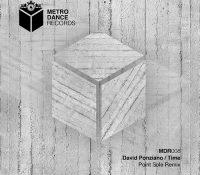 DAVID PONZIANO SE UNE A METRO DANCE RECORDS EN SU NUEVO EP.