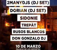 2MANY DJS, DORIAN DJS Y DON GONZALO, CONFIRMADOS PARA LA PRIMERA EDICIÓN DE GRX WINTER FEST