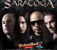 Weekend Beach Festival suma nuevo gran avance artistas reconocidos