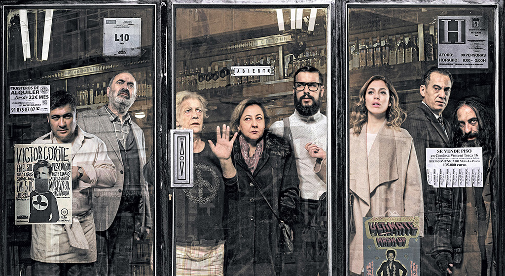 "Alex de la Iglesia vuelve a la gran pantalla con ""El Bar"""
