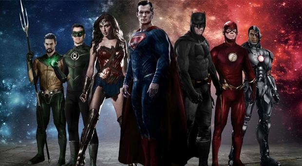 """La liga de la justicia"""":Tráiler (Sin Superman) de los superhéroes de DC"""