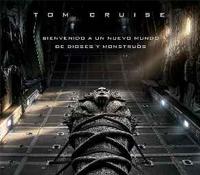 """Tom Cruise, protagonista de la nueva película """"LA MOMIA"""""""