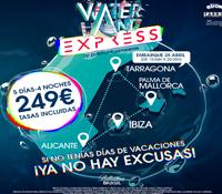 ¡ÚLTIMA LLAMADA A LOS PASAJEROS DE WATERLAND!