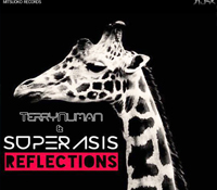 "nuevo track SUPERASIS & TERRY NUMAN ""Reflections"""