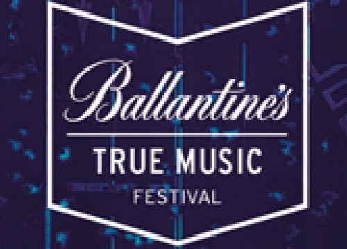 BALLANTINE'S TRUE MUSIC FESTIVAL