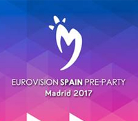 CONVOCATORIA PHOTOCALL EUROVISION SPAIN PRE-PARTY