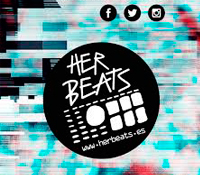 Arte visual  y sonoro, así fue la cuarta entrega de Her Beats