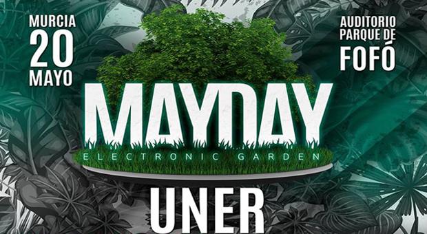 Mayday Electronic Garden cierra cartel con Luisjo y Carlos Agraz